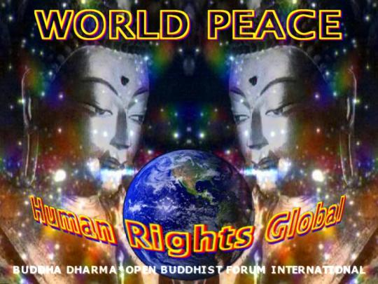 HERITAGE OF MANKIND : World peace and global human rights