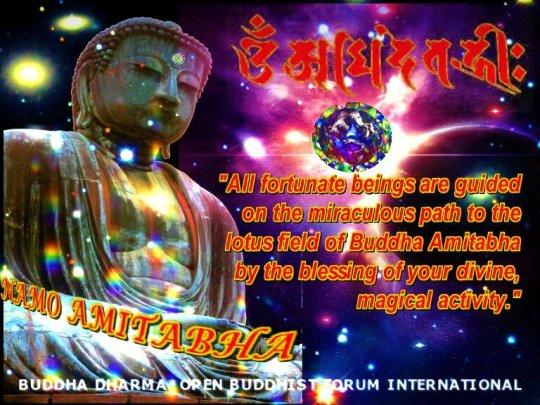 BUDDHA DHARMA-OBF INTERNATIONAL