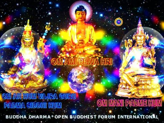 BUDDHA DHARMA-OBF INTERNATIONAL  * HERITAGE OF MANKIND