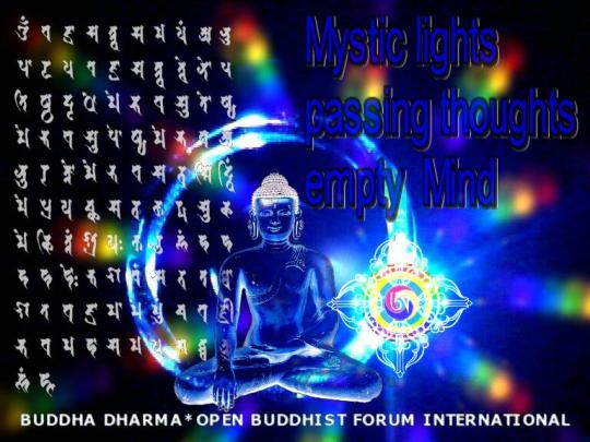 BUDDHA DHARMA - OBF INTERNATIONAL
