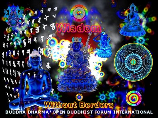 Use of creative media - Visual Dharma