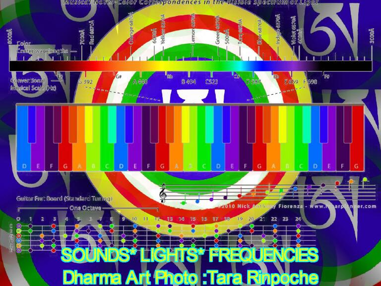 Sounds,Lights,Frequencies