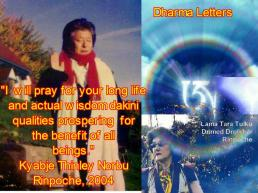 Dharma Letters