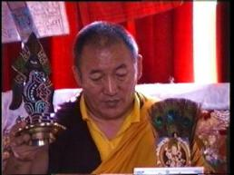 Heath & long life for H.E.Ayang Rinpoche