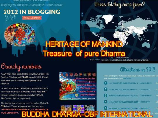 HERITAGE OF MANKIND wordpress 2012