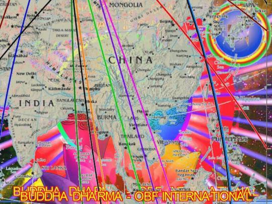 Astro travel Asia
