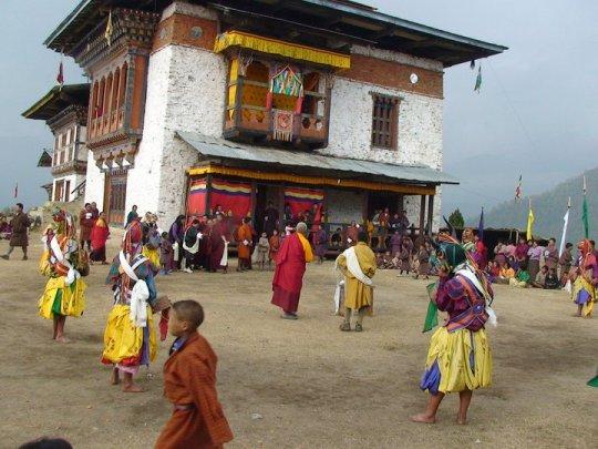 Orgyen Choling monastery 1