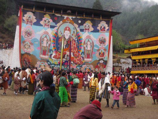 Orgyen Choling monastery 7