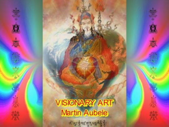 VISIONARY ART MARTIN AUBELE