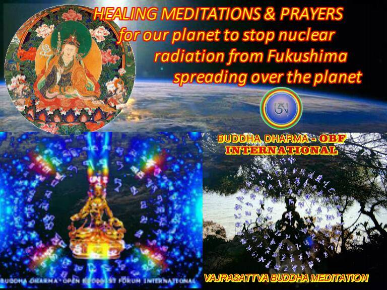Healing meditations and prayers for our planet