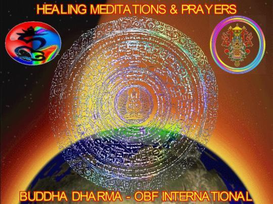 HEALING MEDITATIONS & PRAYERS 2
