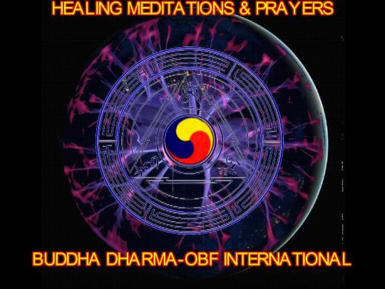 HEALING MEDITATIONS & PRAYERS