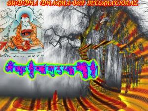 Master Vimalamitra dictation to translator Kawa Paltseg at Samye Temple