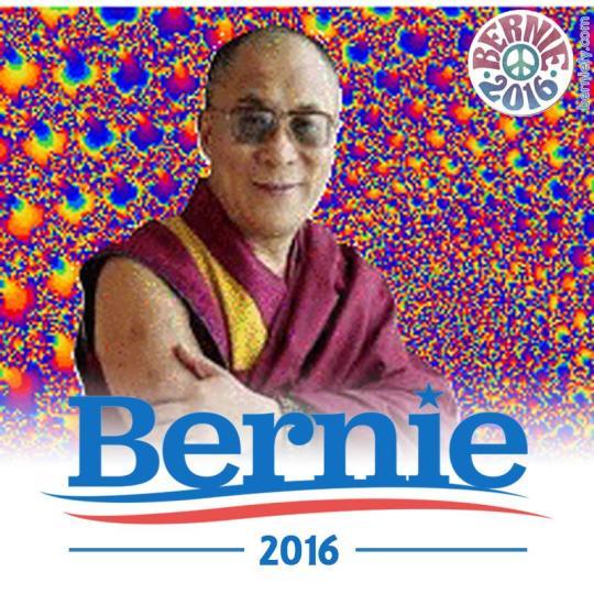 BERNIE 2016  profile