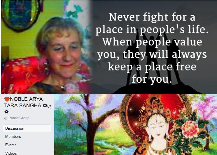 Arya Tara Wisdom