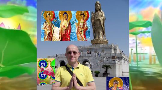 Mangala in Sukhavati Amitabha pure land Aug 31 2017