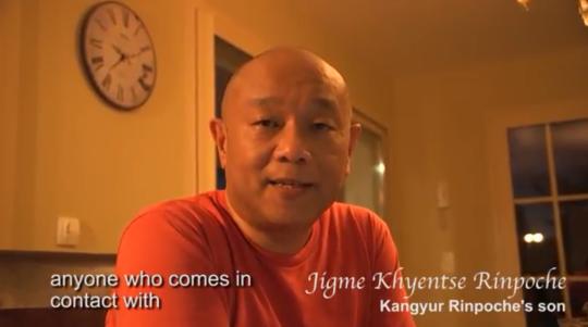 Jigme Khyentse Rinpoche